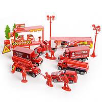 Игровой набор Na-Na Пожарная техника и аксессуары IM295