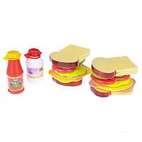 Игровой набор для приготовления бутербродов Na-Na IE302