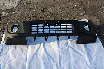 Передний бампер 2012 модельного года Mitsubishi Pajero Wagon 4 6400F213 6400B759 6400B759WB