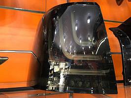 Range Rover Sport 2005-2013 рр. Задні ліхтарі GLONN Black (2 шт)