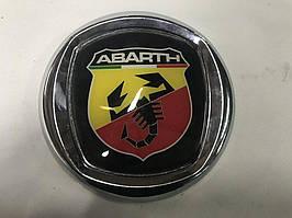 Fiat Siena 1998↗ рр. Значок (Abarth, самоклейка) 120 мм