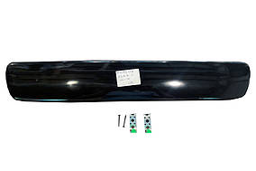 Skoda Roomster 2007↗ рр. Зимова накладка на решітку (2007-2010, нижня) Матова