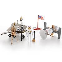 Игровой набор космический спутник и космонавт Na-Na Планета путешествий IM66C