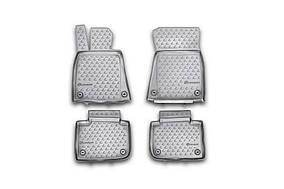 Lexus GS 2011-2018 гг. Резиновые коврики в салон (4 шт, Novline) GS250
