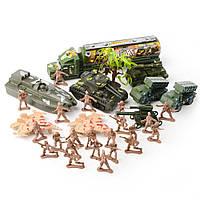 Военный игровой набор Na-Na с солдатами ID254