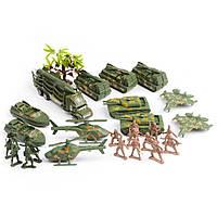 Военный игровой набор Na-Na с солдатами ID253