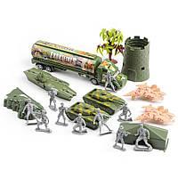 Военный игровой набор Na-Na с солдатами ID251
