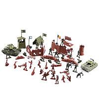 Военный игровой набор Na-Na с солдатами ID250