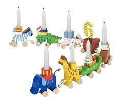 Goki Подставка для свечей Зоопарк