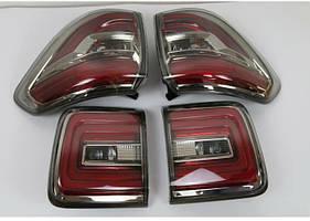 Nissan Patrol Y62 2010↗ рр. Задні ліхтарі LED