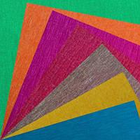 Бумага Крепированная цветная в листах