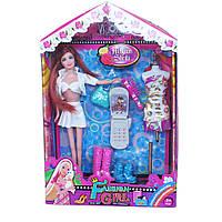 Игровой набор Na-Na Кукла с аксессуарами и мобильным телефоном ID38C1
