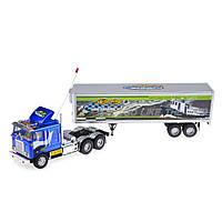Игрушечная модель грузовика Na-Na на радиоуправлении с прицепом IM23