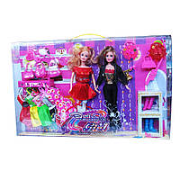 Игровой набор Na-Na Кукла с одеждой и аксессуарами ID38D