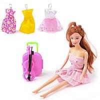 Игровой набор Na-Na Кукла с аксессуарами и скрипкой Beauty girl ID38C
