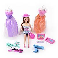 Игровой набор Na-Na Кукла музыкант с аксессуарами и одеждой Beauty ID36B1
