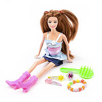 Игровой набор Na-Na Кукла с аксессуарами Vogue Honey ID32B