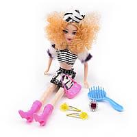 Игровой набор Na-Na Кукла с аксессуарами Vogue Honey ID32B1