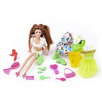 Игровой набор Na-Na Кукла с одеждой Beauty girl ID35D