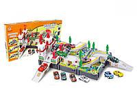 Игровой набор Na-Na Большая автомобильная заправочная станция IM263