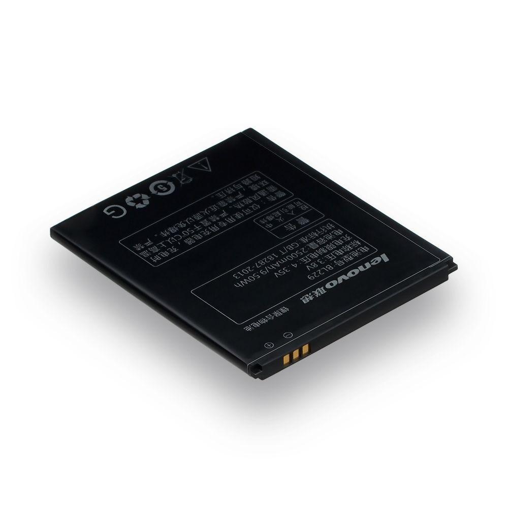 Акумулятор для Lenovo A8 / BL229 Характеристики AAA
