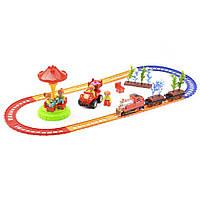 Игровой набор Na-Na Железная дорога Счастливое время со светом и звуком IE278