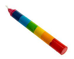 Goki Набор свечей на день рождения, цветные