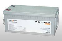 Гелевый аккумулятор LP-GL200