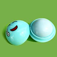 Ароматизований бальзам для губ EOS ЕОС Smile Смайл Бірюзовий 20 г