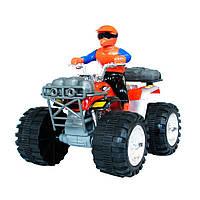 Игрушечный квадроцикл Na-Na с гонщиком IM117B