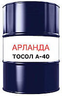 Тосол А-40 охлаждающая жидкость /цвет голубой/ цена (10 л)