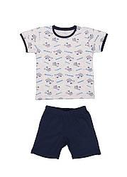Пижама летняя для мальчика