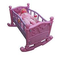 Игровой набор Na-Na с куклой и детской кроваткой ID40B