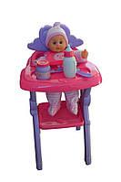 Игровой набор Na-Na Стульчик для кормления куклы и аксессуары ID39B