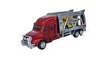 Игрушечный грузовик Na-Na с двухэтажной платформой IM96A