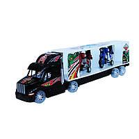 Игрушечный грузовик Na-Na с трейлером IM94B