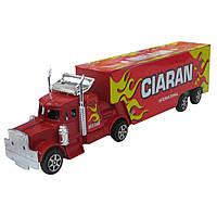 Игрушечный грузовой автомобиль Na-Na с прицепом IM94A