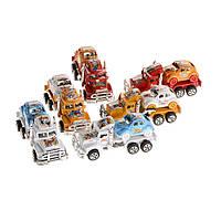 Детский набор трейлеров с автомобилями Na-Na IM89