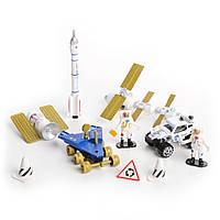 Игровой набор Na-Na Космическая станция и ракета Планета путешествий IM281