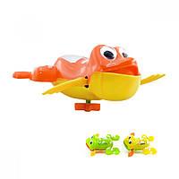 Заводная игрушка для ванны Na-Na Лягушка IE439
