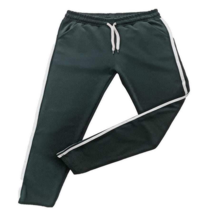 Спортивные штаны женские зимние Метелик N-S-01-4, Зеленые