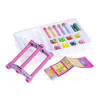 Детский набор для плетения из бисера Na-Na с ткацким станком IE421
