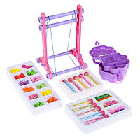 Детский набор для плетения из бисера Na-Na с ткацким станком IE409