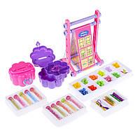 Детский набор для плетения из бисера Na-Na Ювелирные проекты IE408