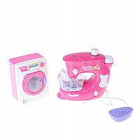 Игровой набор Na-Na Швейная и стиральная машинка IE347