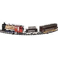 Детская железная дорога Na-Na с двумя вагонами и станцией Rocking Mountain IM252