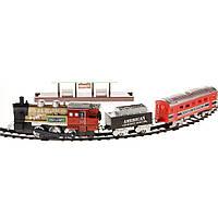 Детская железная дорога Na-Na с вагонами и станцией Western Express IM251