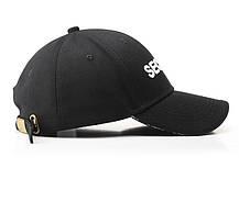Кепка Бейсболка Мужская Женская Vetements с надписью Securite Черная, фото 3