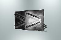 Лента бесконечная ЗМ-90 Елка,высокий скребок (запчасти на зернометатель зм-90, триммер к зм 90)