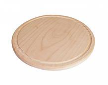 Доска круглая для подачи пиццы 26 см Mazhura mz-353114